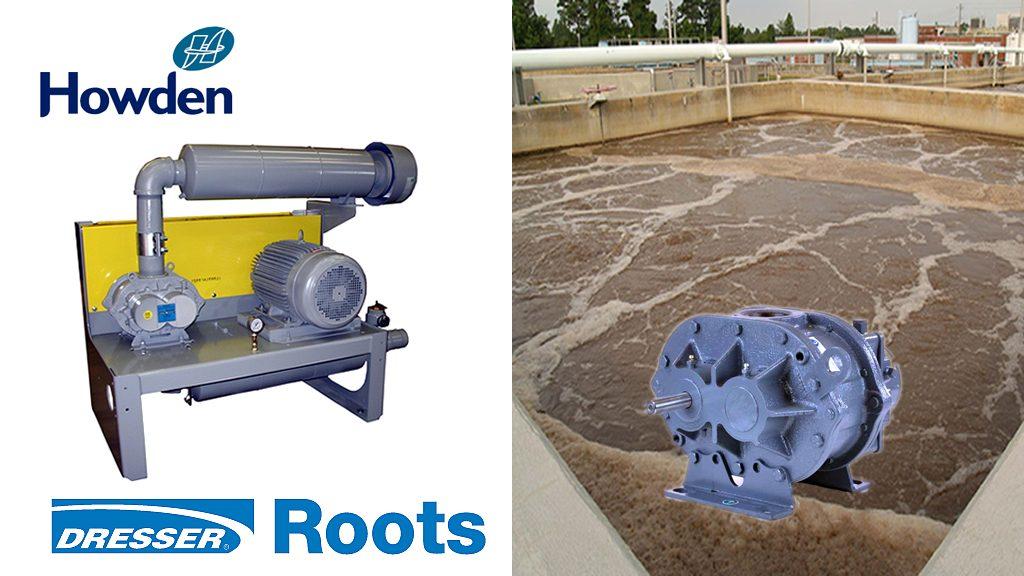 Sopladores Roots Plantas de Tratamientos